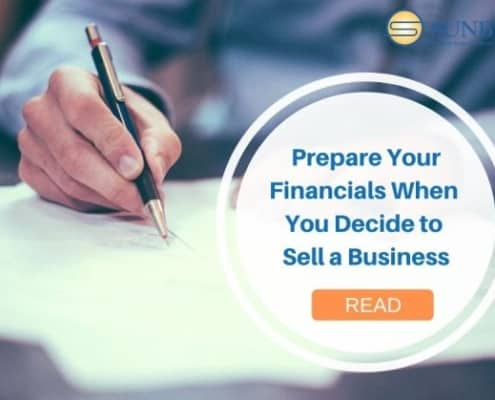 Prepare Your Financials When You Decide to Sell a Business