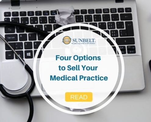 Four Options to Sell Your Medical Practice